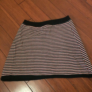 Zara Knit Mini Skirt